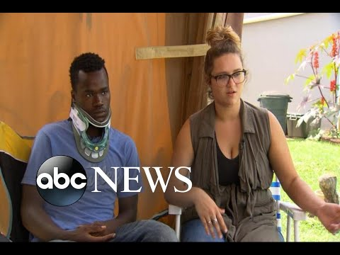 Survivors of the Ohio State Fair deadly accident speak out