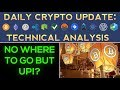 Cryptocurrencies: No Where To Go But UP!?