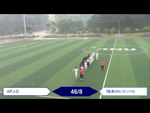 Samsung Cricket Club Vs  Myongji Xi