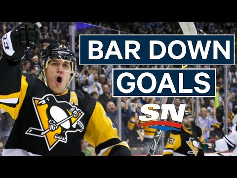 The Best Sound In Sports: Bar Down Goals Compilation