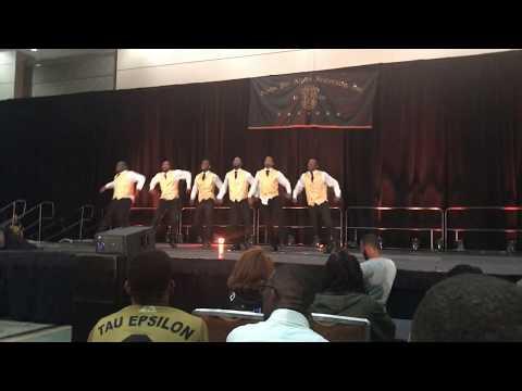 Alpha Phi Alpha National Step Show 2017: Winners (Beta Sigma)