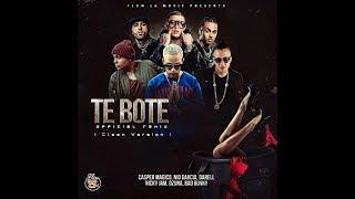 Te Bote (version remix) (Hungarian lyrics\Magyar felirat)