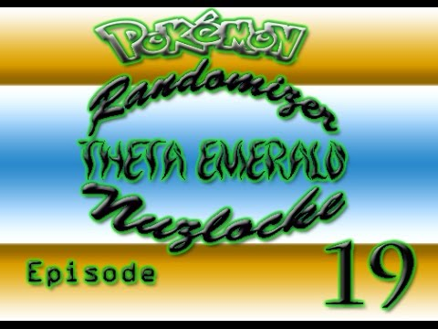 BEGINNING OF THE SLIPPERY SLOPE!! - Pokemon: Theta Emerald Randomizer Nuzlocke - 19