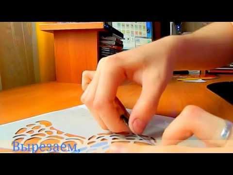 Трафареты для декора своими руками: шаблоны и особенности их изготовления