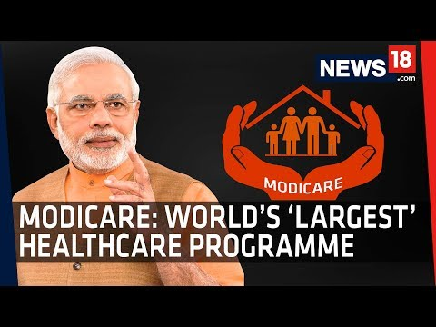 Budget 2018 announced 'Modicare', but what is it?