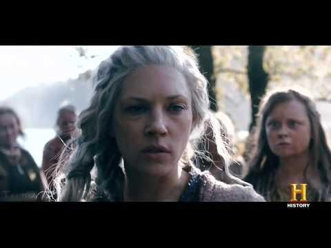 Викинги 6 сезон промо, дата выхода