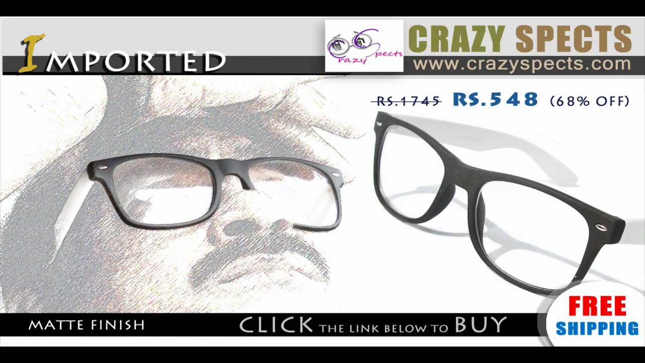 eyeglass frames online shopping  Eyeglasses Frames online shopping India