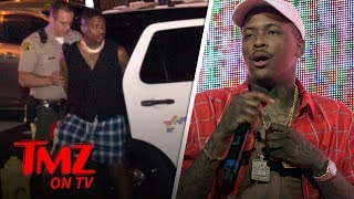 YG Arrested For Reckless Driving | TMZ TV