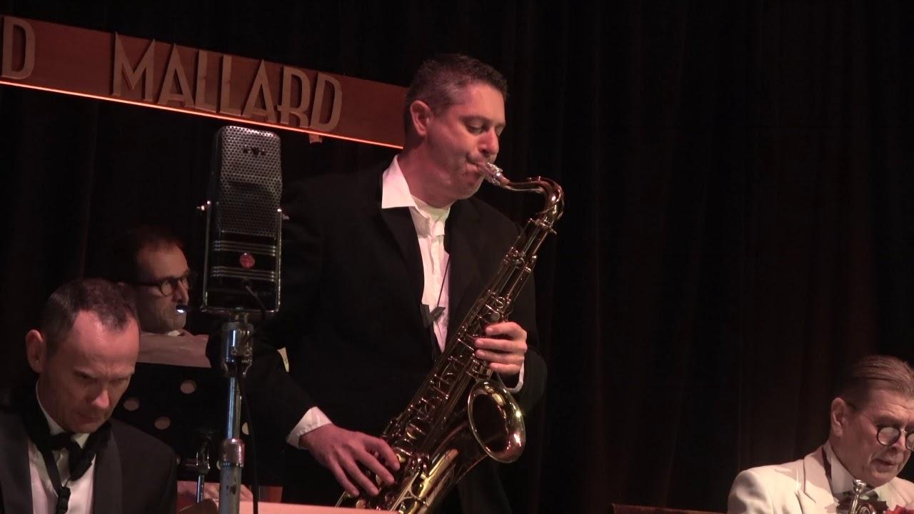 Ralph Whiteoak on Tenor Sax