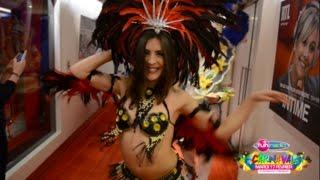 Toute l'équipe de Fun Radio débarque en direct chez RTL - Carnaval Fun Radio
