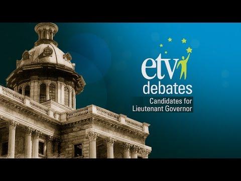 Lieutenant Governor Debate