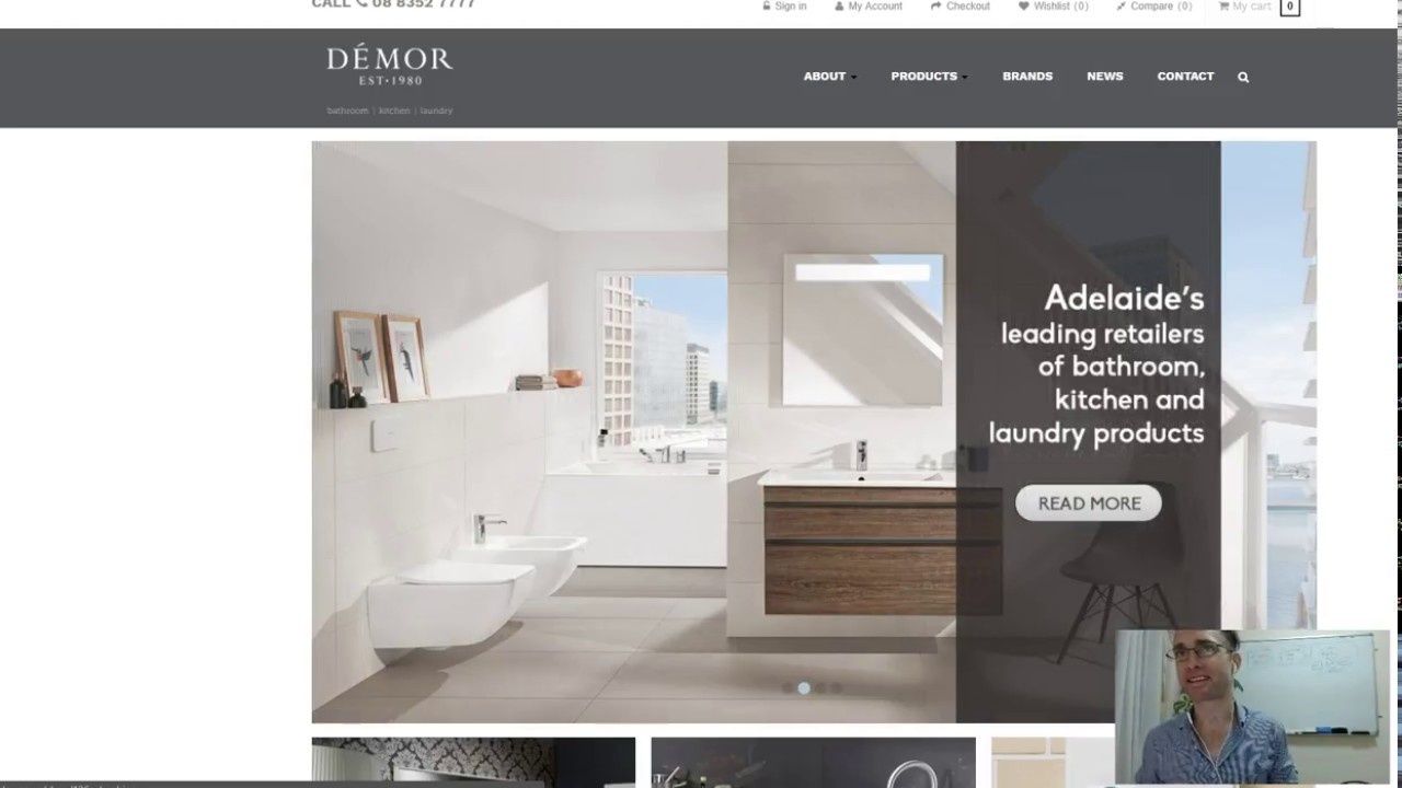 Demor Co Vs Reece Au Bathroom Retailers Australia