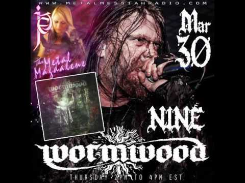 Nine of Wormwood interview on The Metal Magdalene w Jet