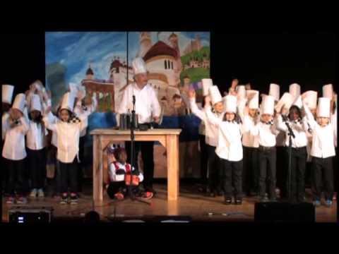 James Monroe Elementary School Presents: The Little Mermaid