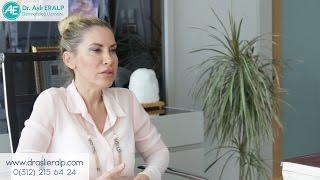 Lazerle Çatlak Tedavisi - Dermatolog Dr. Aslı Eralp