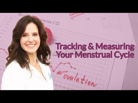 Tracking Your Menstrual Cycle to Get Pregnant