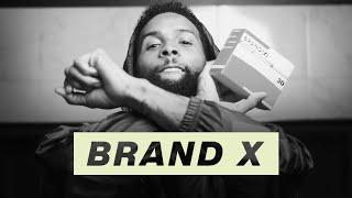 Odell Beckham Jr. Launches Brand X