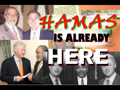 Hamas Infiltration of our Federal Government