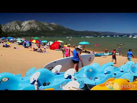 Travel guide to Lake Tahoe in USA
