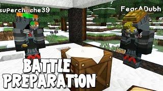 Minecraft - Mission To Mars - Battle Preparation! [18]