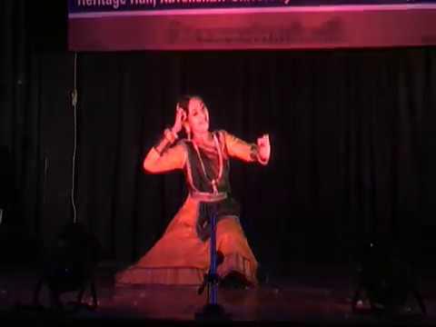 Savara Giridhar Bhajan of Pt Birjumaharaj ji /presented by Hasti Gajjar