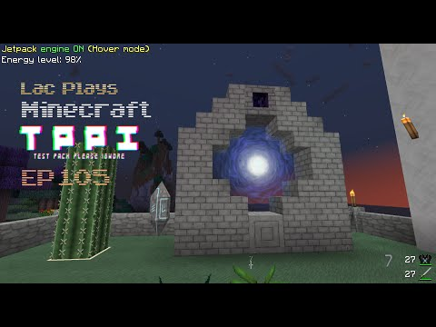 Lac Plays Ftb Test Pack Please Ignore Ep 105 Peg Legs And Evil Cows