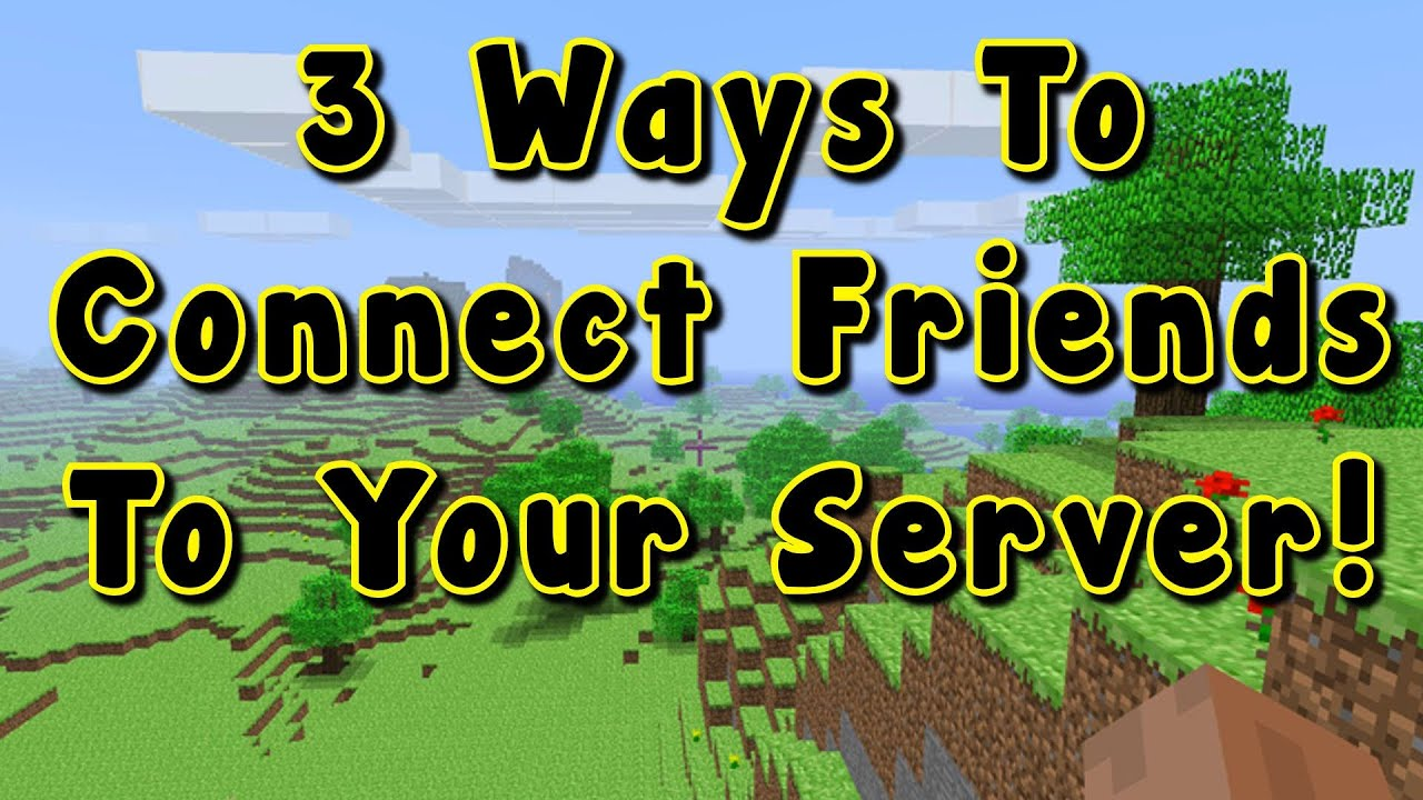 minecraft servers to play with your friends