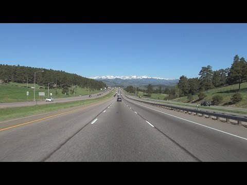 2K14 (EP 8) I-70 in Colorado: Climbing the Rocky Mountains
