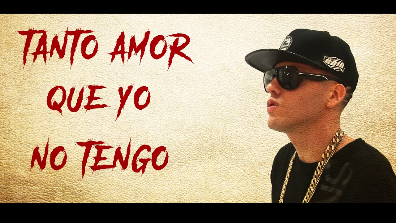 nestor en bloque tanto amor video lyric oficial youtube