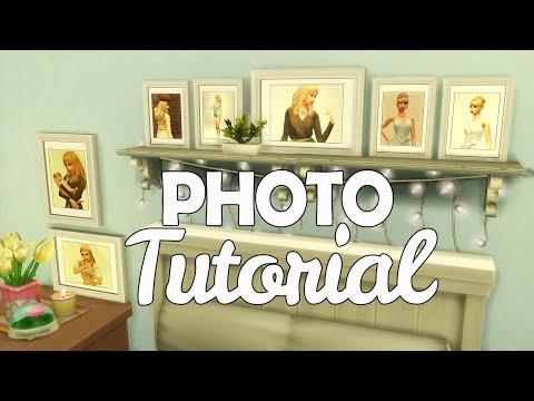 Photo Tutorial // The Sims 4 thumbnail