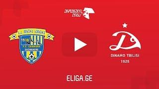 Chikhura vs Dinamo Tbilisi full match