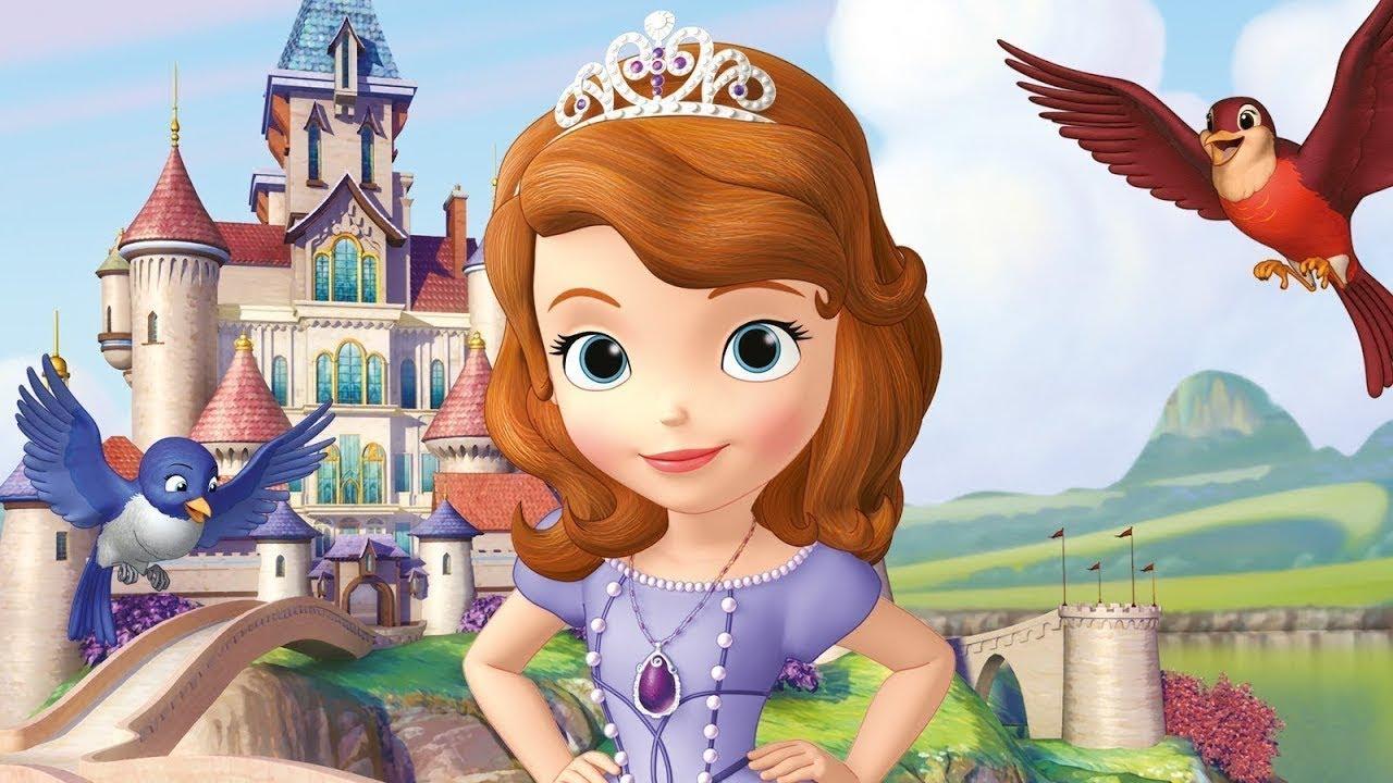 Princesinha sofia m sica tema youtube - Foto princesa sofia ...