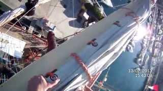 Pogoria, klarowanie brama w Monako Video