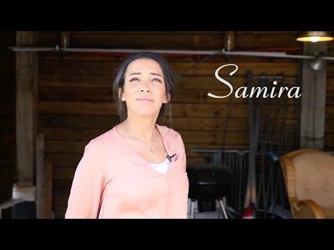 Marokkaanse meisje (Samira) bekeert zich tot de christendom