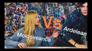 Moldoveanca VS ardelean cu Teches