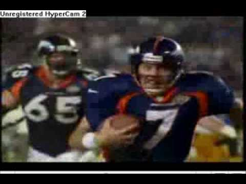 Hardest Hits of the Denver Broncos