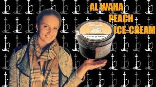 Al Waha ~ Peach Ice Cream ~ Im Test