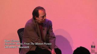 Hans Zimmer at the GRAMMY Museum (4)