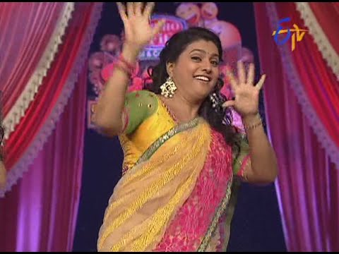 Roja hot in jabardasth