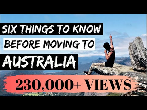 6 THINGS TO KNOW before moving to AUSTRALIA | Melbourne