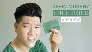 Review Kevin Murphy Free Hold - Một sản phẩm tảo kiểu giàu dưỡng chất