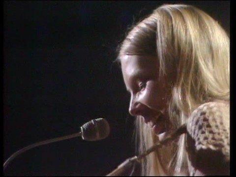 "Joni Mitchell - Big Yellow Taxi - ""BBC In Concert"" (1970)"