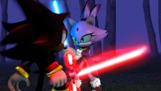 Shadow Vs  Blaze: The Chaos Awakens