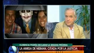 Nisman: habla el abogado de Florencia Cocucci - Telefe Noticias