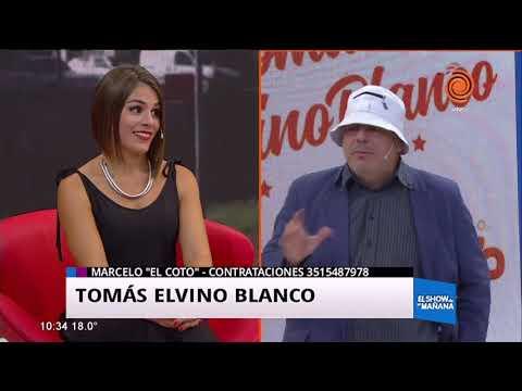 Historias De Borrachos Con Tomás Elvino Blanco