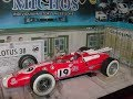 1/18 Lotus 38 sTp J.Clark Indianapolis 500 '1966'/ Carousel 1 [5204] Diecast Model