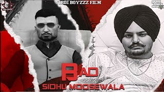 Bad-SIDHU MOOSEWALA | (Official GTA Video) | Punjabi GTA Video | Latest Punjabi Songs 2020