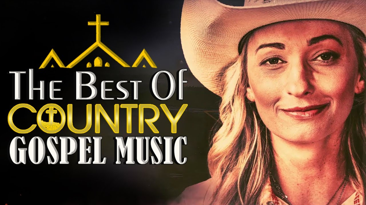 1 Hours Anointed Old Country Gospel Songs With Lyrics - Classic Country Gospel Hymns Songs Playlist