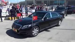 Cumhurbaşkanı Erdoğan Mardin'e Geldi