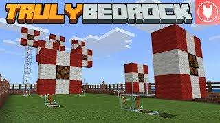 Truly Bedrock SMP: Episode 18 - Archery & Redstone!